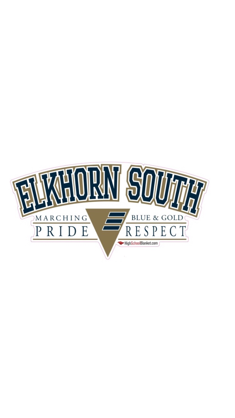 Large ESHS Band Pride/Respect Decal – 7″ x 3″