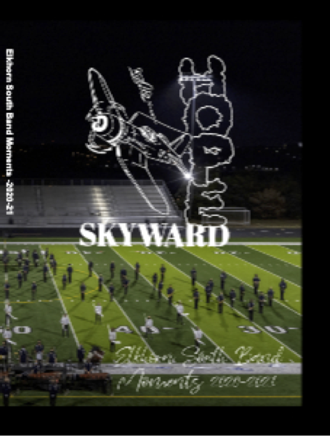 """""""Moments"""" Band Yearbook 20-21"""